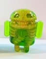 Infected Android Resin Figure - Green pre-order