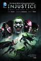 Injustice Gods Among Us Tp Vol 01 pre-order