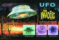 Invaders Flying Saucer 1/72 Scale Model Kit pre-order