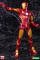 Iron Man ARTFX+ statue Red Variant Marvel Now pre-order