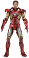 Iron Man Battle Damaged 1/4 scale figure