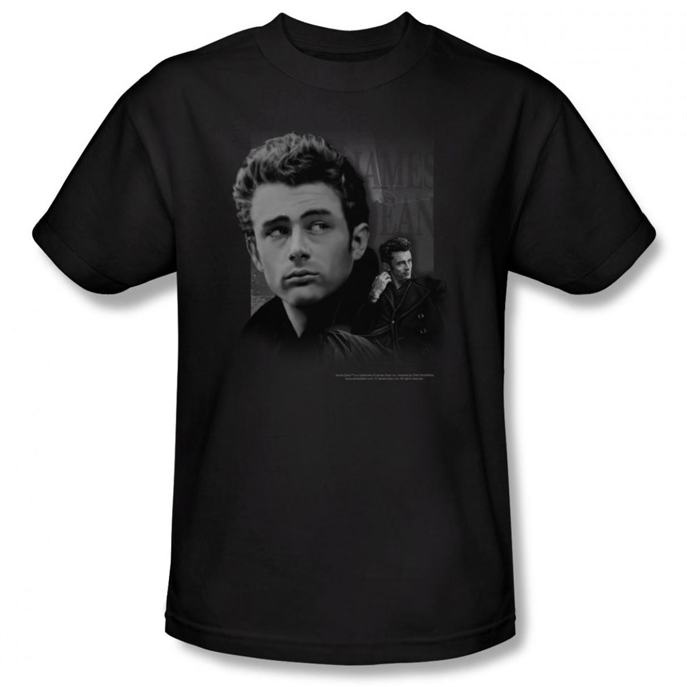 We have the best selection of James Dean Mens T-shirts at TeeShirtPalace. Find all your favorite James Dean designs here, available on all your favorite styles, sizes, and colors and makes the perfect gag gift for friends, family, and loved ones.
