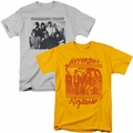 Jefferson Airplane t-shirts