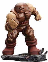 Juggernaut Danger Room Sessions Fine Art statue pre-order