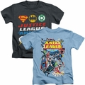Justice League Kids t shirts