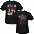 Justice League t-shirts adult men
