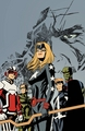 Justice League United #1 comic book pre-order