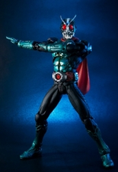 Kamen Rider No.2 (Old) S.I.C. action figure