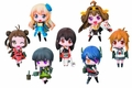 Kancolle Mini Figure 10-Piece Display pre-order