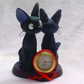 Kikis Delivery Service Diorama Table Clock pre-order