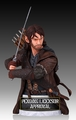 Kili Dwarf mini bust The Hobbit pre-order