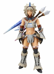 Kirin Series Female Swordsman action figure model Monster Hunter pre-order