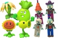Knex Plants Vs Zombies Mystery Figures Series 2 Blind Box Display pre-order