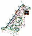 Knex Sorcerer Eclipse Coaster Building Set pre-order