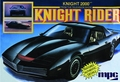 Knight Rider Kitt 1/25 Scale Model Kit pre-order