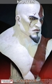 Kratos Life Size Bust God of War