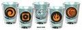 Legend Of Korra Shot Glass Set pre-order