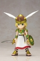 Legend Of Valkyrie Valkyrie Plastic Model Kit pre-order