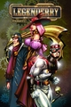 Legenderry A Steampunk Adv #5 comic book pre-order