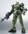 Leo moss green Space Type action figure Gundam Wing pre-order