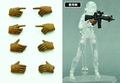 Little Armory Op1 Figma Tactical Gloves Tan Version 10-Piece Display pre-order