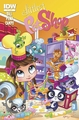 Littlest Pet Shop #1 comic book pre-order