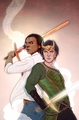 Loki Agent Of Asgard #4 comic book pre-order