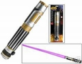 Mace Windu lightsaber Star Wars Episode II backorder