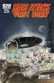 Mars Attacks First Born #1 comic book pre-order