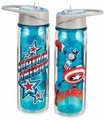 Marvel Captain America 18 oz. Tritan Water Bottle