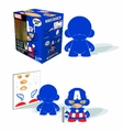 Marvel Captain America Mini Munny pre-order