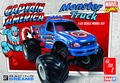 Marvel Captain America Monster Truck 1/32 Scale Mod Kit pre-order