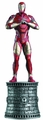 Marvel Chess Figurine Coll Magazine #2 Iron Man White Bishop pre-order