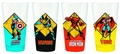 Marvel Diamonds Pint Glass 4-Pack pre-order