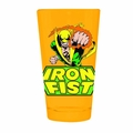 Marvel Heroes Iron Fist Punch Pint Glass pre-order