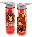 Marvel Invincible Iron Man 18 oz. Tritan Water Bottle pre-order