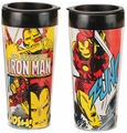 Marvel Iron Man 16 oz. Plastic Travel Mug pre-order