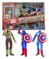 Marvel Le Captain America 8-Inch Retro Action Figure Set pre-order