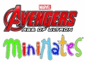 Marvel Minimates Avengers 2 Bmb Counter Display pre-order