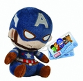Marvel Mopeez Captain America Plush Figure pre-order