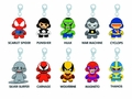 Marvel Munny Zipper Pull 20-Piece Blind Mystery Box Display Series 02 pre-order