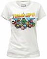 Marvel team up!! junior's tee pre-order