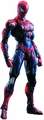 Marvel Universe Variant Play Arts Kai Spider-Man Figure pre-order