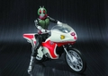Masked Rider New 1 & New Cyclone S.H.Figuarts Set pre-order