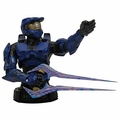Master Chief Blue Mini Bust Halo 3 Gentle Giant