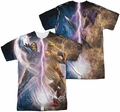 Masters Of The Universe mens full sublimation t-shirt Strike