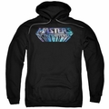 Masters Of The Universe pull-over hoodie Space Logo adult black