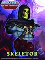 Masters Of The Universe Skeletor 1/4 Scale Bust pre-order
