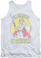 Masters Of The Universe tank top Honor Of Grayskull mens white