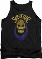 Masters Of The Universe tank top Hood mens black